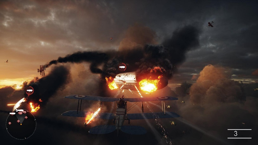 Battlefield 1 Gaming Experience