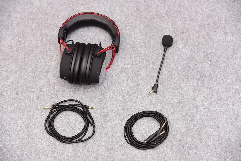 HyperX Cloud Alpha Accessories