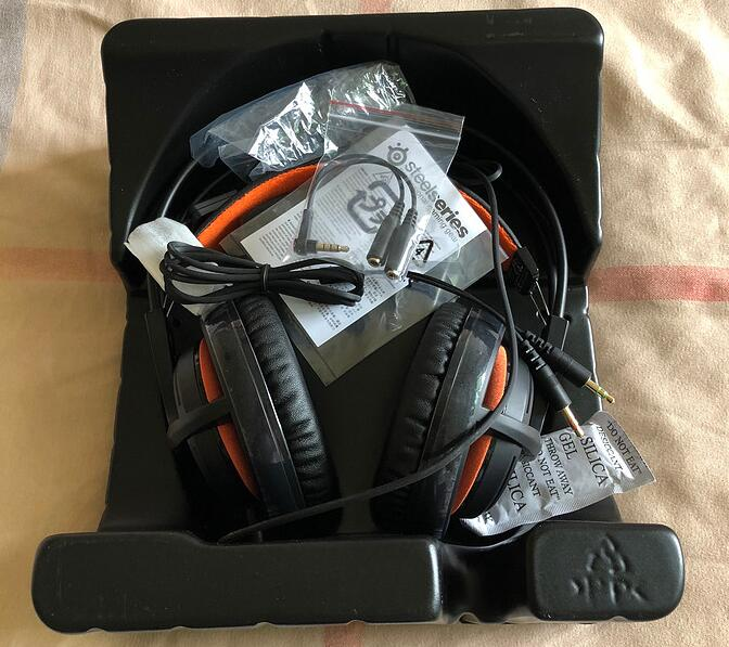 SteelSeries Siberia 200 Accessories