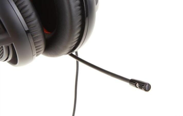 SteelSeries Siberia 200 MIC