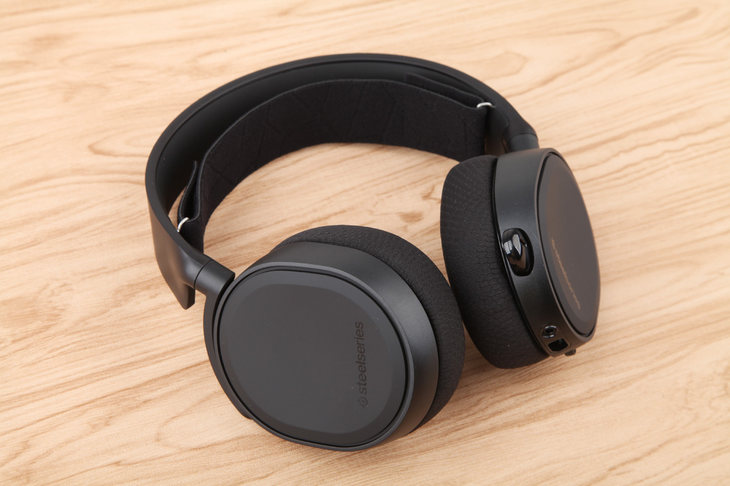 Steelseries Arctis 3 Headset Appearance