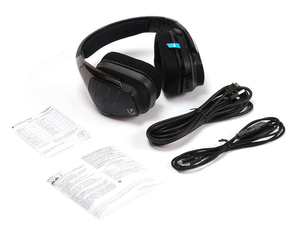 Logitech G633 Headset Accessories