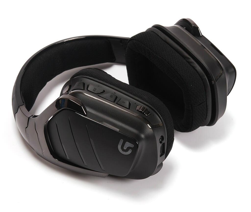 Logitech G633 Headset Appearance