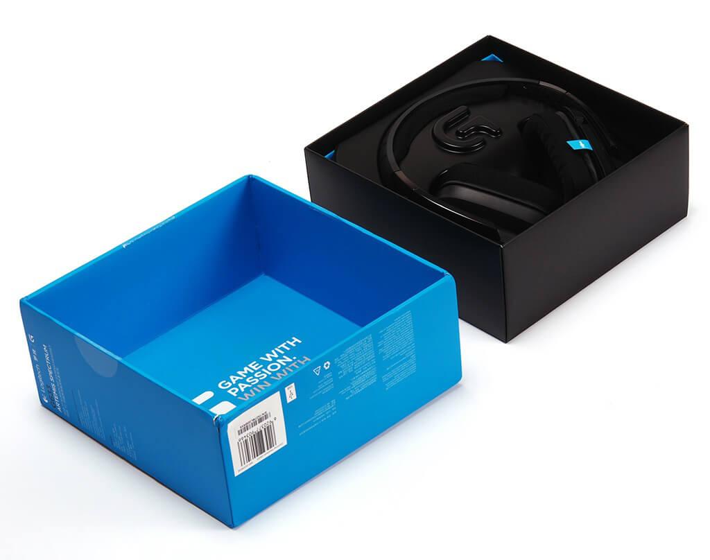 Logitech G633 Headset Unboxing