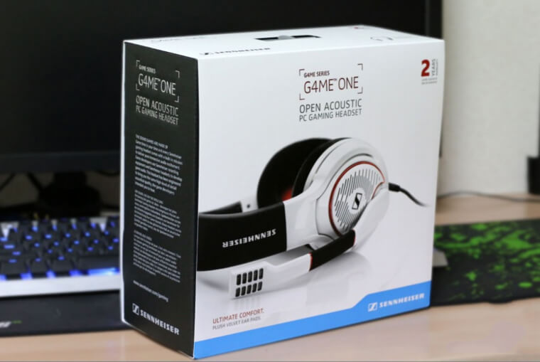 Sennheiser Game One Packing