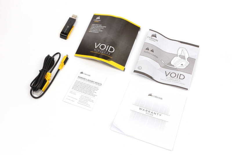 Corsair Void Pro RGB Accessories