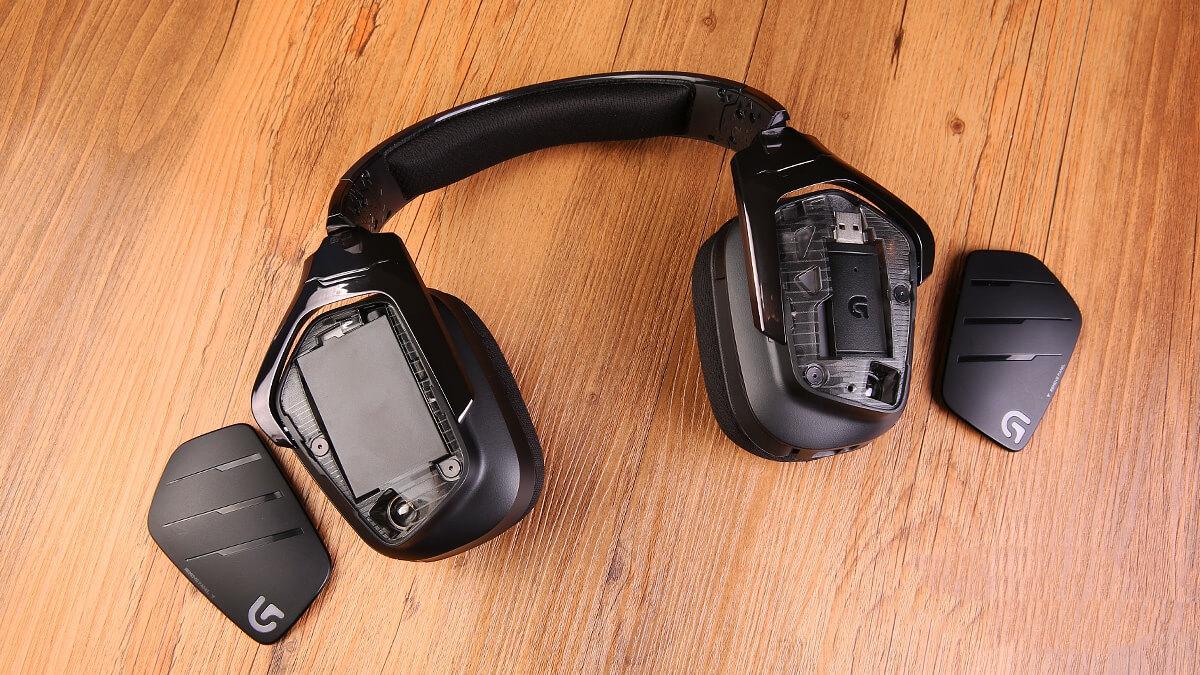 Logitech G933 Ear Cups