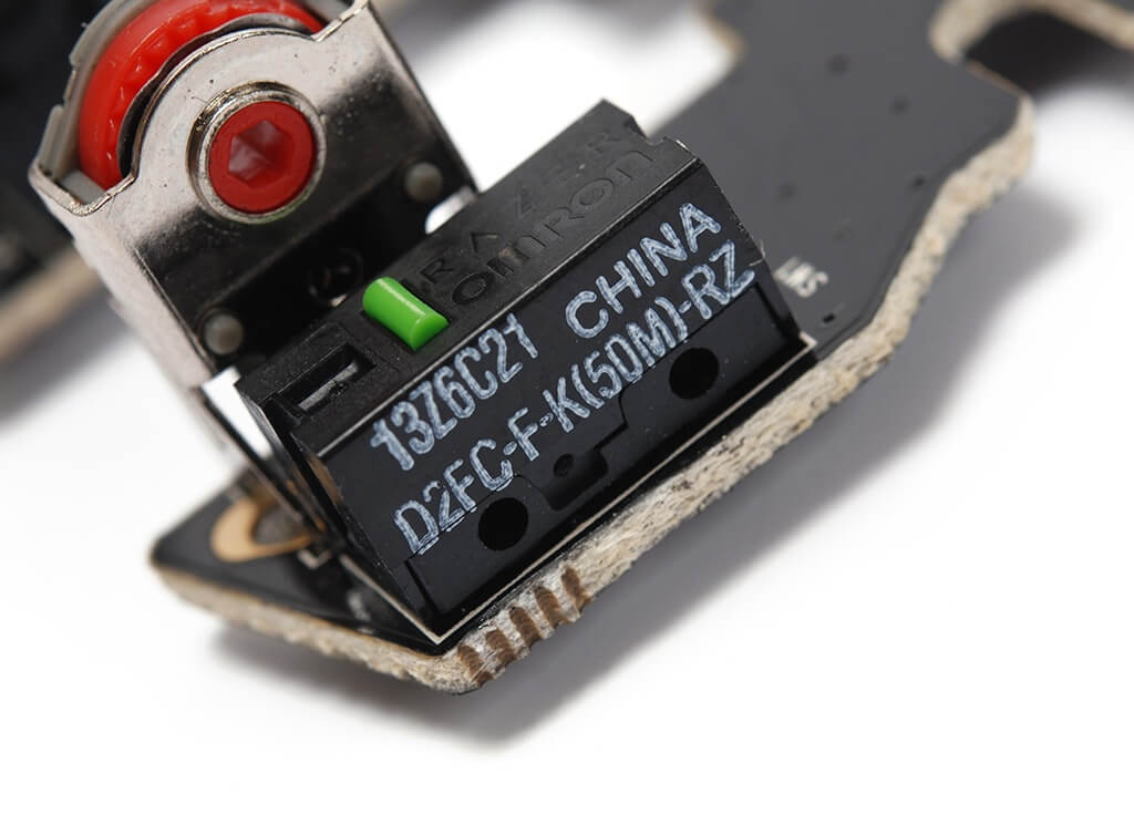 D2FC-F-K Micro Switch