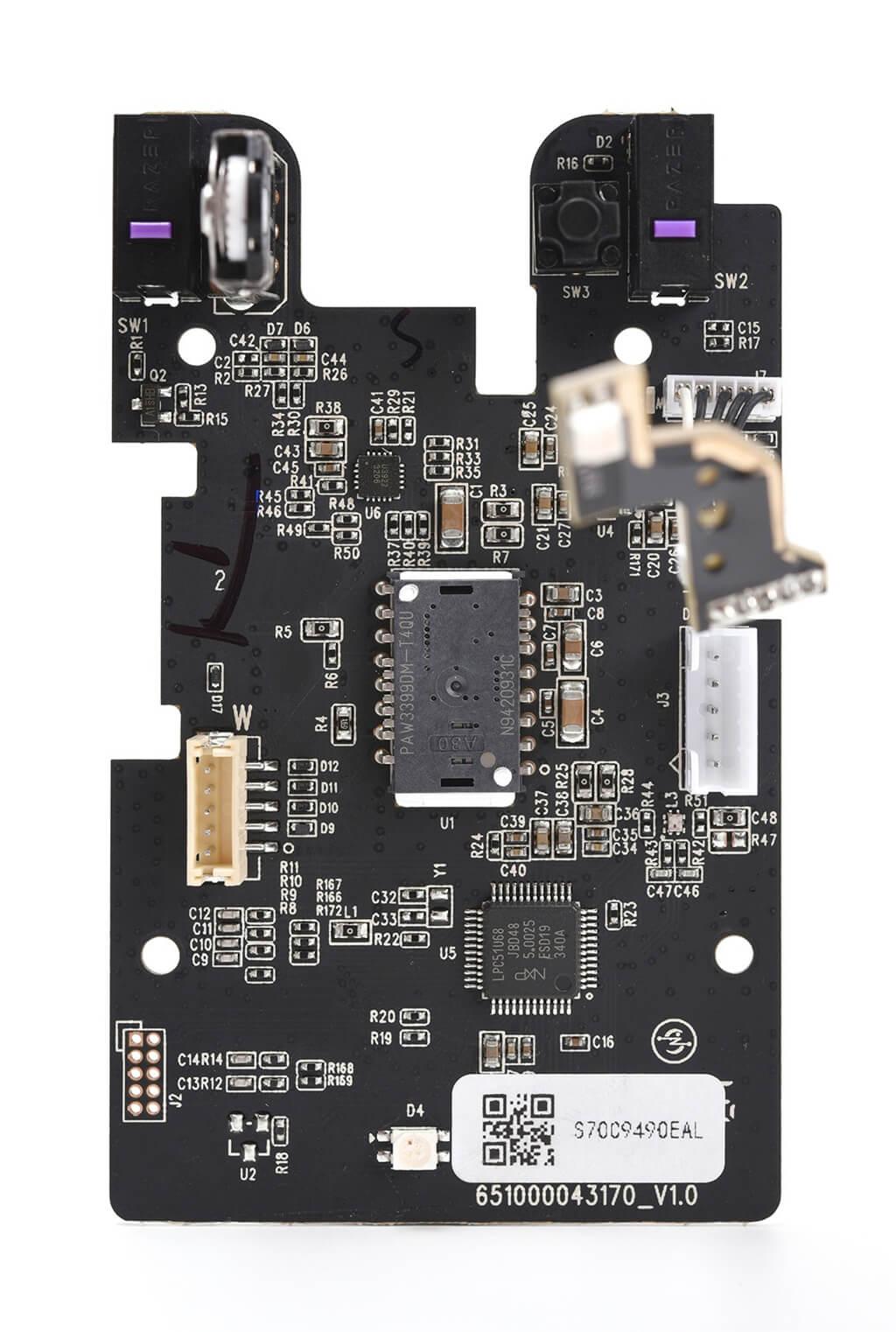 Razer DeathAdder V2 Microcontroller