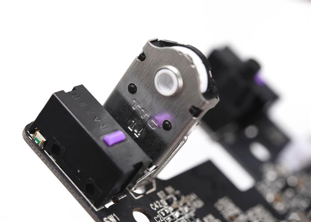Razer DeathAdder V2 TTC 14mm Encoder