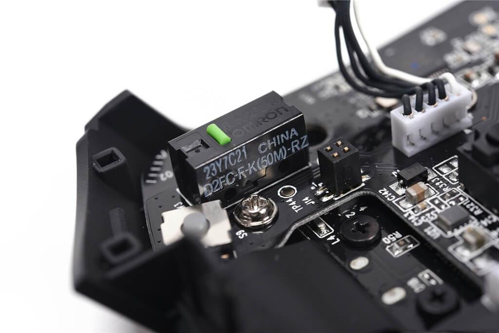 Razer Mamba HyperFlux Micro Switch
