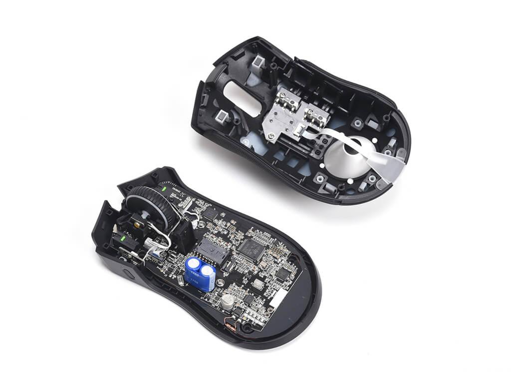 Razer Mamba HyperFlux Mouse Disassemble