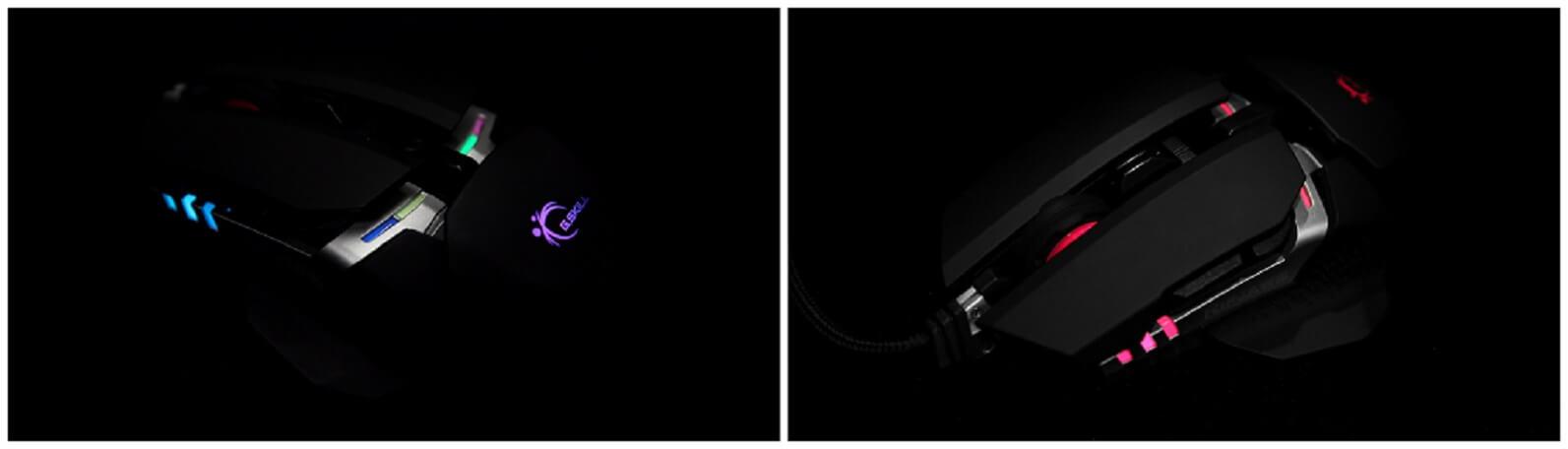 G.SKILL MX780 Lighting