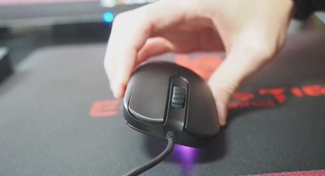 Zowie FK2 Buttons