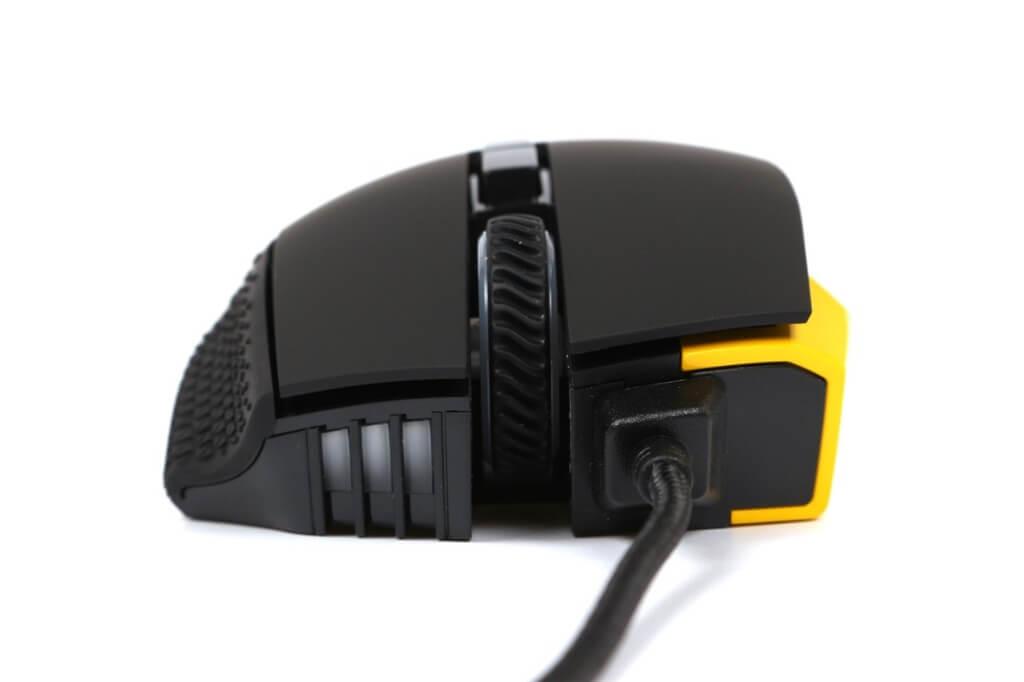 Corsair Scimitar Pro RGB Click Buttons
