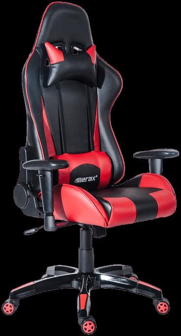 Merax Fantasy Pink Racing Gaming Chair for Girls