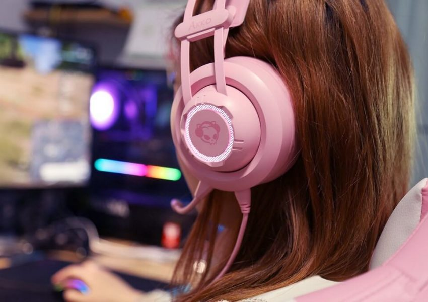 Cute Gaming Headsets for Girls
